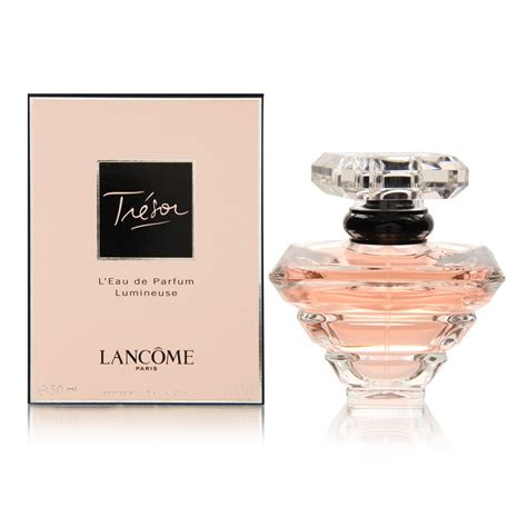 Original Parfum Lancome Tresor Lumineuse Edp 100ml W Tester tresor lumineuse by lancome for 1 7 oz edp spray ebay