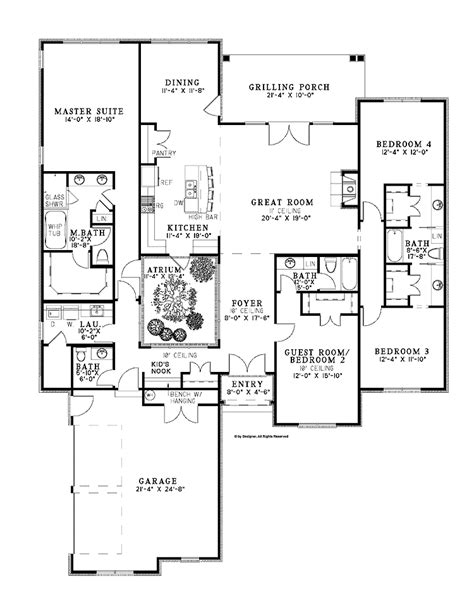 atrium home plans pdf woodworking