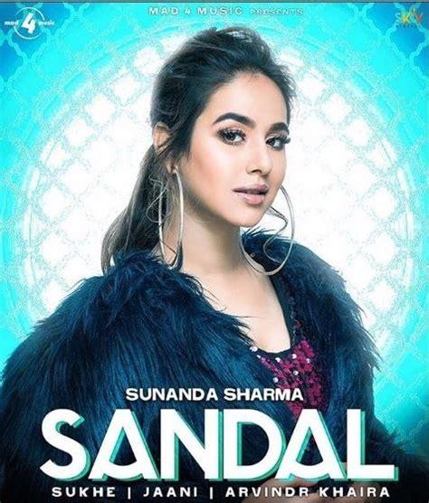 sandal sunanda sharma song lyrics riskyjattcom