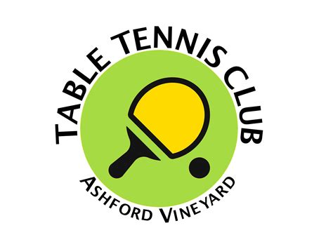 table tennis club table tennis club ashford vineyard