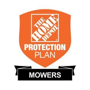 the home depot 3 year protection plan for mowers 300