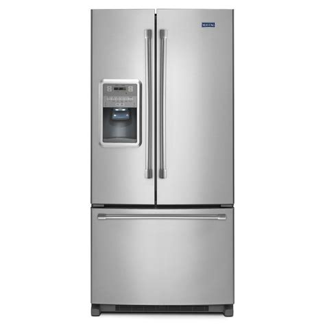 maytag refrigerator drawer replacement maytag 21 7 cu ft french door refrigerator with wash n