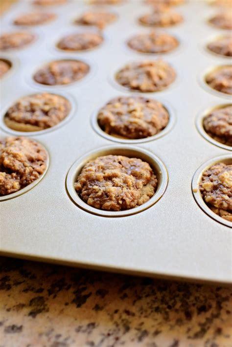 pecan pie bites candy pecan pie muffins pie dessert