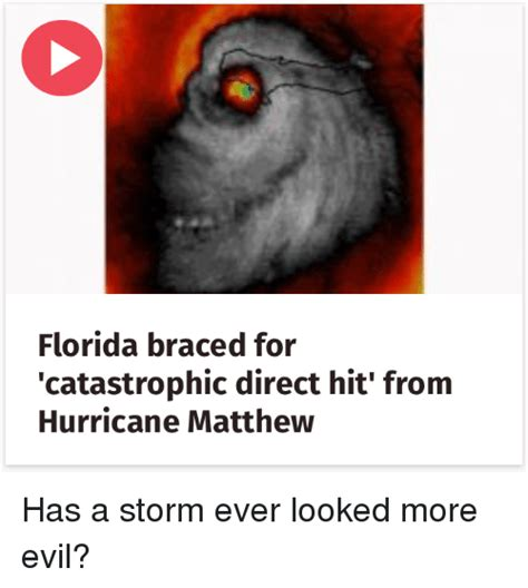 Hurricane Matthew Memes - funny braces memes of 2016 on sizzle brace yourselves