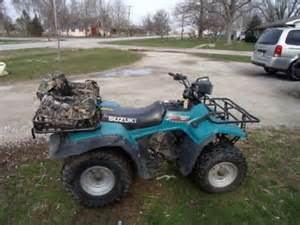 Pin 1996 Suzuki Quadrunner 250 Submited Images Pic 2 Fly