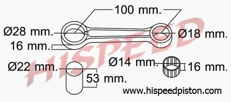 Npp Stang Seher Connecting Rod Yamaha Xeon why45 motor spesifikasi connecting rod stang seher yamaha