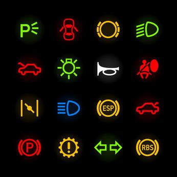 Warning Lights On A Car by Get To Your Car Warning Lights And What To Do When They Light Up