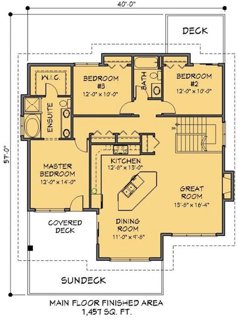 entry level home design jobs house plans grade level entry house and home design