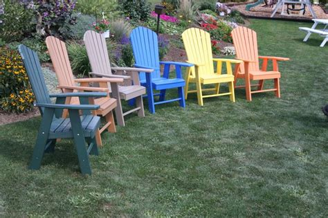 recycled plastic upright adirondack chairs 32 best images about polywood adirondack chairs on
