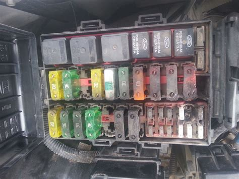 underwood fuse box ford truck enthusiasts forums