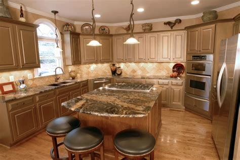 kitchen cabinet finish creative cabinets and faux finishes llc eclectic