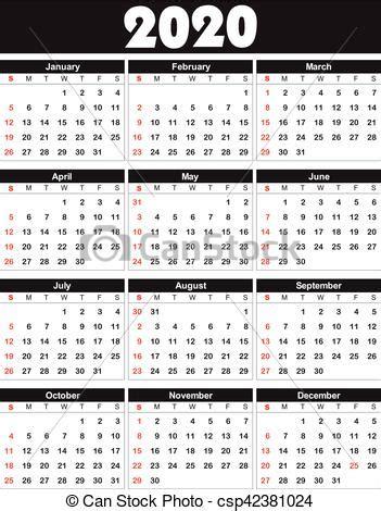 calendar  calendar   vector   converted   size  printing