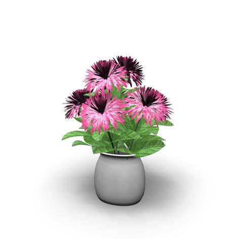 vase mit blumen vase mit blumen einrichten planen in 3d