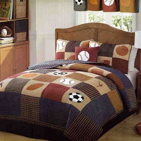 Sport Bed Sets Sports Bedding Sets Home Furniture Design