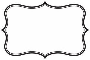 frame outline template frame labels buscar con templates