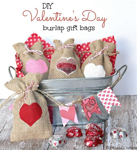 Handmade Valentines Gift - 20 handmade s ideas link features i