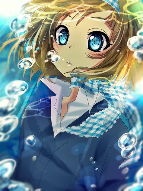 anime underwater underwater by temiji on deviantart