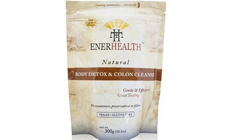 Enerhealth Detox enerhealth detox colon cleanse groupon goods
