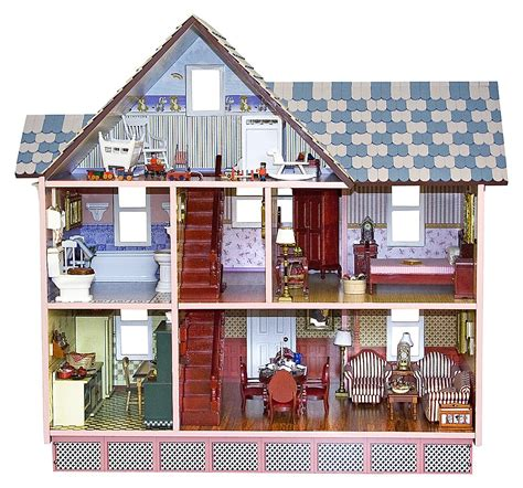 melissa and doug doll house melissa and doug victorian dollhouse furniture best decor things