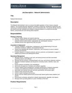 Business Administration Description by Network Administration More Information