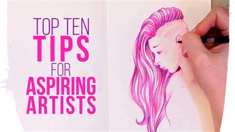 sketchbook x tips my top ten tips for aspiring artists ft sketchbook