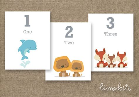 printable animal number cards flash card template 13 free printable word pdf psd