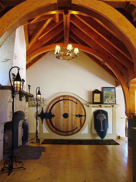Hobbit Home Interior Archer Buchanan Architecture S Hobbit House In Chester County Line Today February