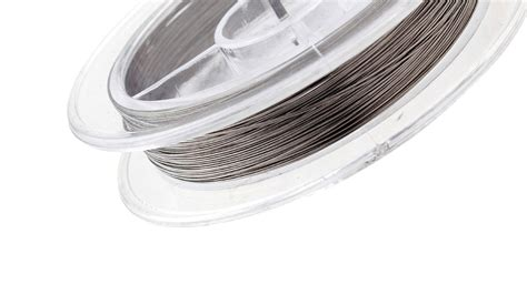 Rebuildable Vaporizer Kanthal A1 Wire 1 Meter 3 23 authentic kanthal a1 nichrome resistance wire for rebuildable atomizers 30 awg 0 25mm