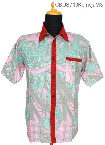 Kemeja Clarrisa Motif Bunga Salur by Baju Batik Sarimbit Kemeja Motif Bunga Salur Kemeja