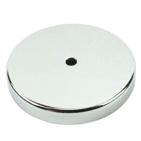 master magnetics 95 lb heavy duty pull magnets