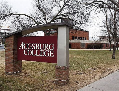 Augsburg College Mba Rankings by Augsburg College Admissions Act Scores Admit Rate
