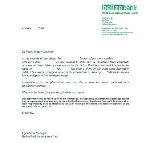 sample reference letters bidproposalform com