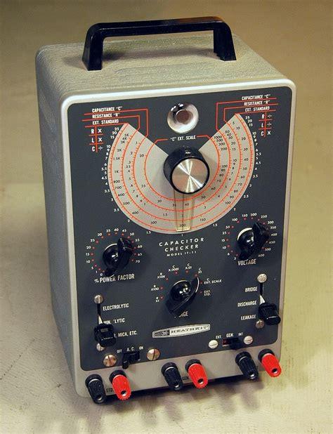 reforming electrolytic capacitors www heathkit nu