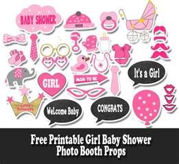 free baby shower photo booth printables 700 free printable photo booth props