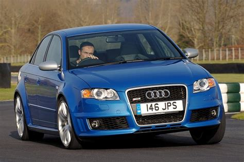 Audi A4 Price Used audi a4 rs4 from 2005 used prices parkers