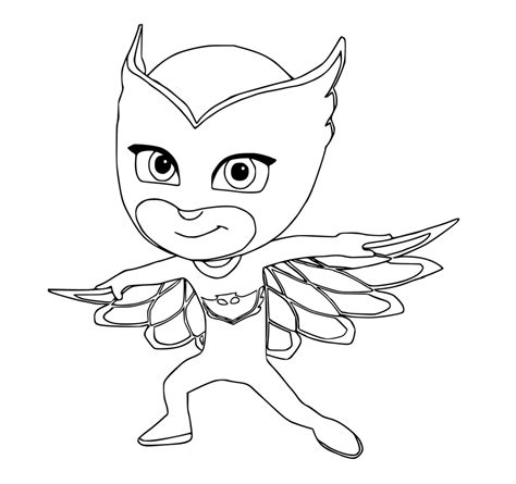 catboy pj masks coloring pages pj masks coloring pages coloring home