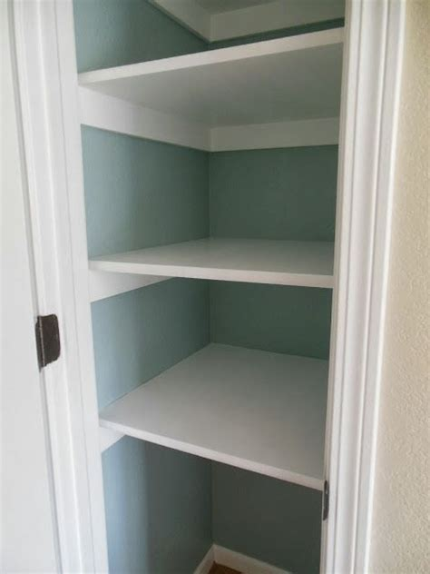 Paint Inside Closet best 25 small pantry closet ideas on small pantry kitchen pantry storage and