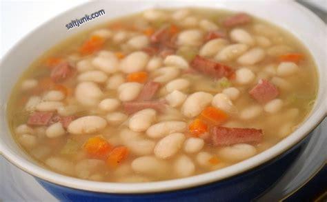 bean soups newfoundland recipes saltjunk com