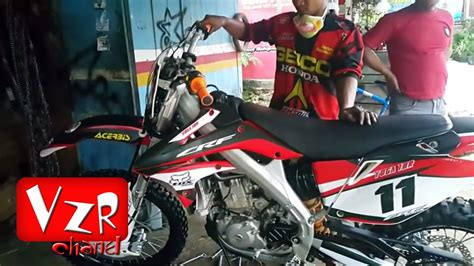 Motor Trail Viar 250 Cc di jual viar cross x 250 cc modifikasi vzr