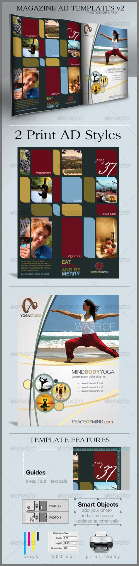 print layout in photoshop print ad templates and layouts for photoshop 2 cursive q