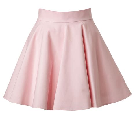 chic circle flared mini skirt elizabeth s custom skirts