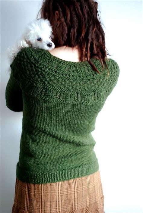 yoke knitting pattern ravelry sleeve and alpacas on