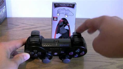 3 türiger kleiderschrank playstation 3 real triggers review