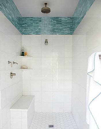 mosaic tiles bathroom ideas interiordecodir com blue border up top home