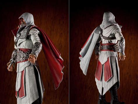 Master Assassin Ezio Figure 2 Set Assassin S Creed Ezio Figure Gadgetsin