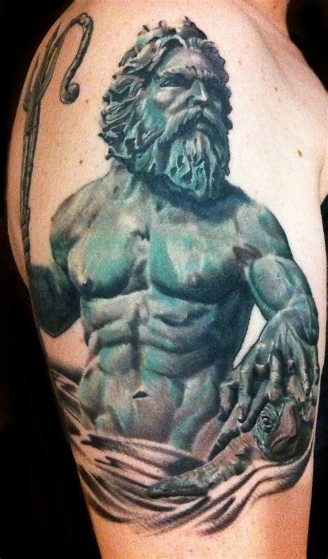 king neptune tattoo sea shepherd of neptune by stewart
