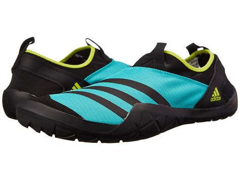 adidas s climacool jawpaw slip on mint black semi solar yellow water shoes 7010886