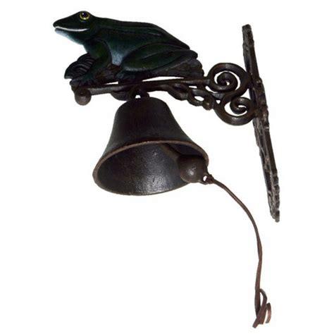 schaukeln für den garten t 252 rglocke klassiker glocke mit motiv gr 195 188 ner frosch f 195 188 r