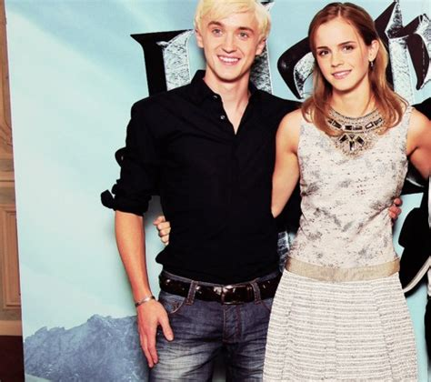 emma watson getting married tom and emma get married already harry potter pinterest