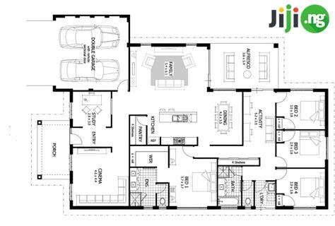 4 bedroom bungalow house plans in nigeria jiji ng